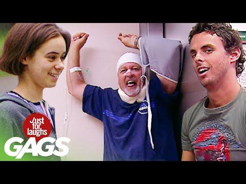Best of Medical Pranks | Just For Laughs Compilation