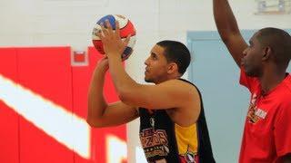 getlinkyoutube.com-How to Become a Better Shooter | Basketball