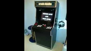 getlinkyoutube.com-Arcade Mame machine build