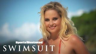 getlinkyoutube.com-Genevieve Morton Uncovered | Sports Illustrated Swimsuit 2015