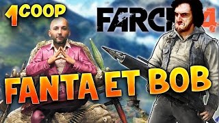 getlinkyoutube.com-Fanta et Bob dans Far Cry 4 - Ep.1 - COOP Forteresses