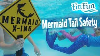 getlinkyoutube.com-Mermaid Tail Safety