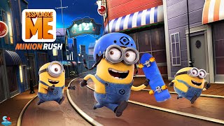 getlinkyoutube.com-Despicable Me 2: Minion Rush Biggest Update Trickster Stories Special Mission New Location Pier 12