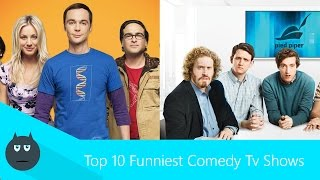 Top 10 Funniest Comedy Tv Shows of 21st Century   2017