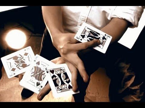 خدع الورق - حركات مهمة يجب تعلمها
