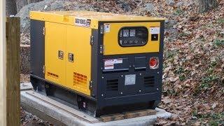 getlinkyoutube.com-Home Generators - Super Quiet - No Smoke