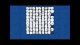 getlinkyoutube.com-How To Solve Mind Games Dice Sudoku (1)