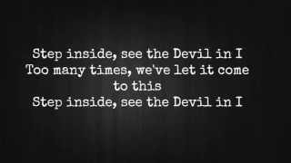 getlinkyoutube.com-Slipknot - The Devil in I (Lyrics)