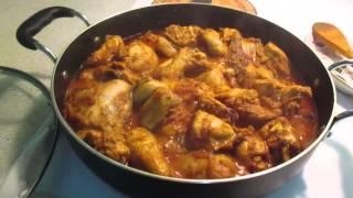 getlinkyoutube.com-Murgi bhuna (chicken)