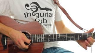 getlinkyoutube.com-► Rude - Magic (Melody) Guitar Lesson ✎ FREE TAB