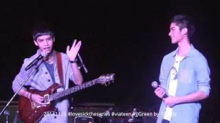 getlinkyoutube.com-20141116 #lovesicktheseries #vaiteen #JJGreen ออกัส ซิง (สีเทา)