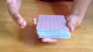The Easiest Card Trick For Beginners - You Can't Screw Up!