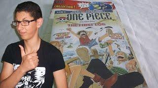 #4STRO TV Unboxing manga Onepiece #BestOfTheBest