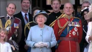7 Trooping the Colour - Royal Procession and Fly Past at Buckingham Palace