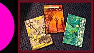 getlinkyoutube.com-Mixed Media Napkin Art