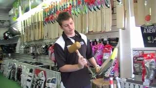 puma karbon cricket bat review