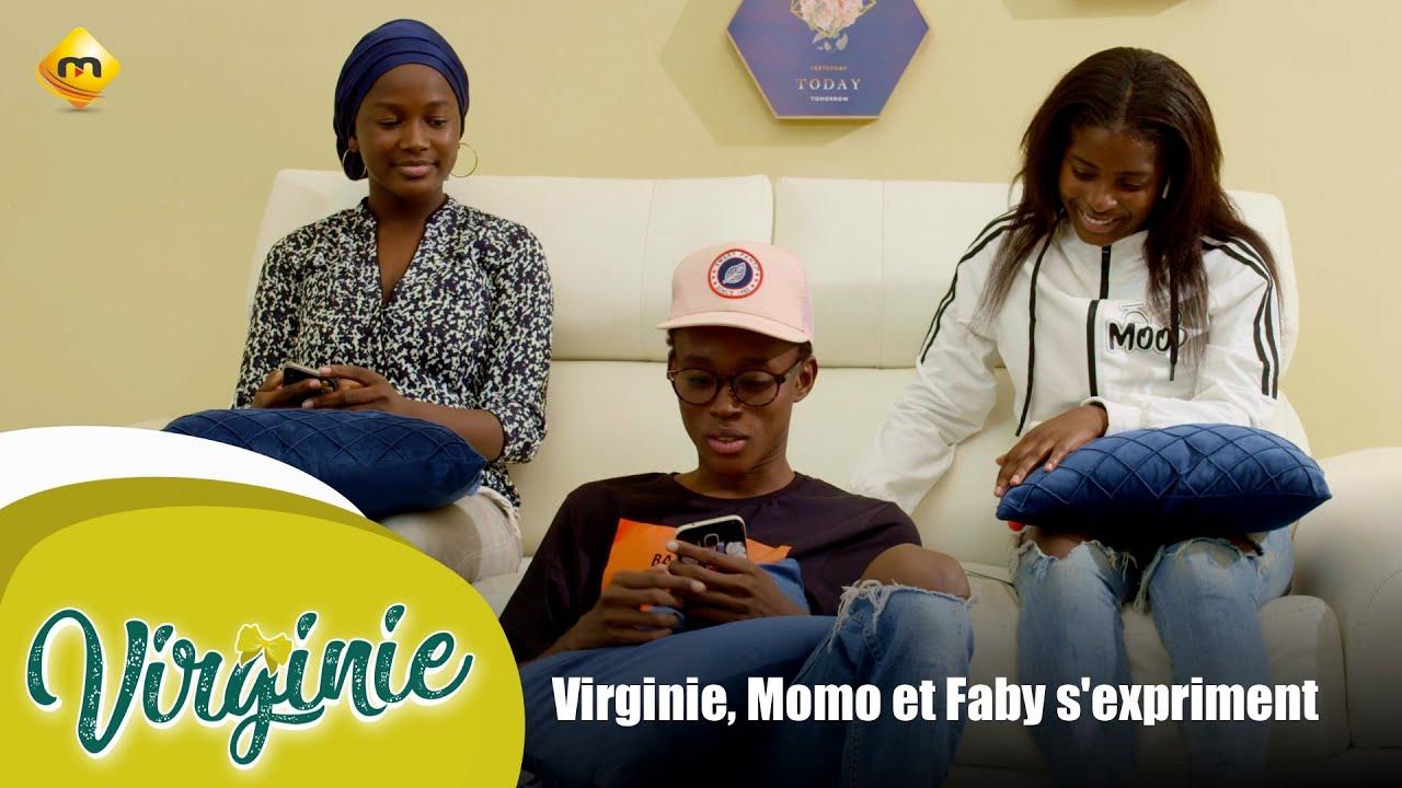 Virginie, Momo et Faby s'expriment