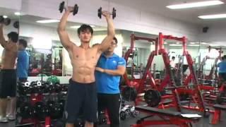 getlinkyoutube.com-근육운동 어깨