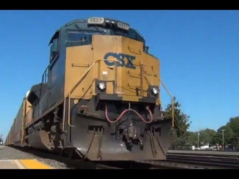Trains For Children: Very Big Freight Trains