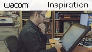Wacom Artist Profiles - Sean Phillips width=