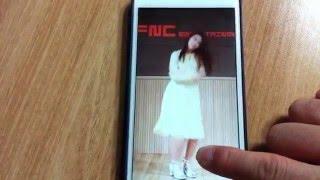 getlinkyoutube.com-설현 댄스 아이폰6s 라이브포토 실행 영상