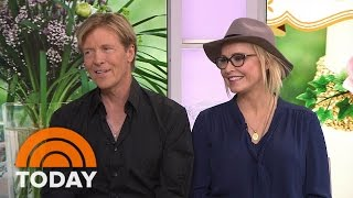Josie Bissett, Jack Wagner Reunite 17 Years After 'Melrose Place' | TODAY