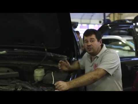 Chevrolet Tahoe - установка салонного фильтра и дезинфекция испарителя кондиционера
