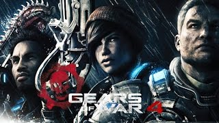 getlinkyoutube.com-Gears of War 4 All Cutscenes (Game Movie) 1080p HD