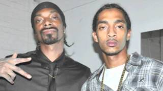 Snoop Dogg (ft. Nipsey Hu$$le, YG) - The Motto Remix