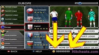 getlinkyoutube.com-Dream league soccer cheat 100% work
