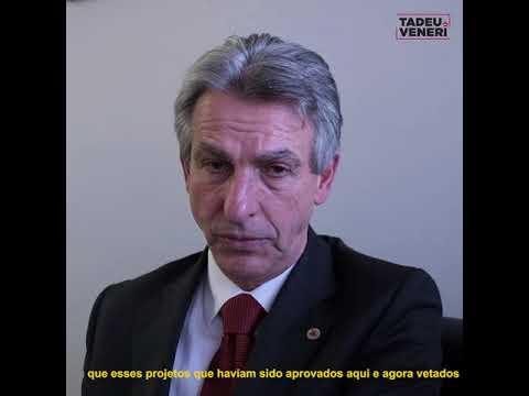 Veneri defende reposição para servidores do Executivo na derrubada dos vetos