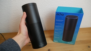 AMAZON ECHO UNBOXING !