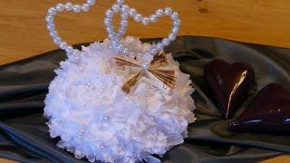 getlinkyoutube.com-Geldgeschenke(money gifts)/Tischdeko zur Hochzeit (wedding)