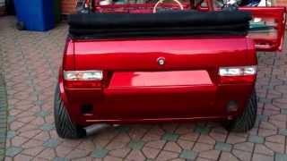 getlinkyoutube.com-Vw Golf mk1 cabriolet TFSI s3 cdl engine conversion