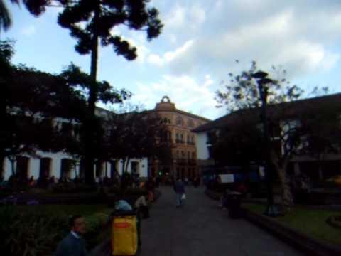 Plaza Grande – Quito – Ecuador – December 2010
