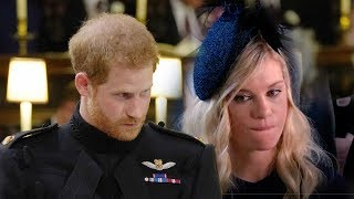 How Prince Harry & Ex-girlfriend Chelsy had a