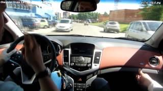 getlinkyoutube.com-Chevrolet Cruze Тест-драйв.Anton Avtoman.