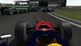 F1 2010 Shangai