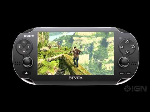 E3 2011 Uncharted Golden Abyss Playstation Vita Gameplay Demo 2