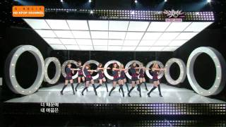 "[HD] SNSD ""Hoot"" Comeback Stage Live October 29, 2010 @ M.B G-HOLIC™"