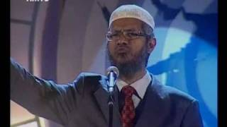 getlinkyoutube.com-Dr. Zakir Naik' great answer to christian.