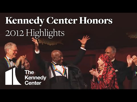 35th Kennedy Center Honors Highlights - 2012