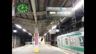 getlinkyoutube.com-【埼京線】北赤羽駅 最終電車