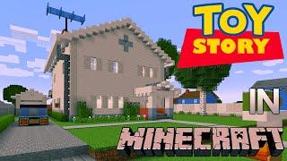 getlinkyoutube.com-Minecraft: Toy Story Andy Davis' House Tour