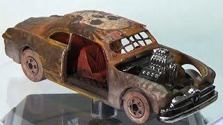 getlinkyoutube.com-Hot Wheels Mad Max Custom #3