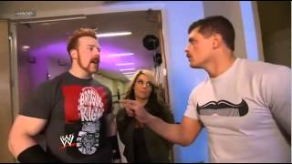 getlinkyoutube.com-Wwe Sheamus e  Cody Rhodes and kaitlyn