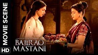 getlinkyoutube.com-Priyanka Invites Deepika To The Festival   Bajirao Mastani   Movie Scene