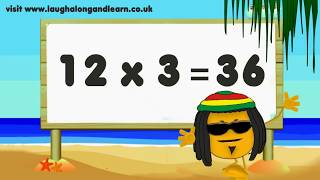3 Times Tables - Learn The Fun Way!