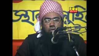 getlinkyoutube.com-BANGLA WAZ MAULANA JUBAER AHMED ANSARI About Manob Sristir Karon ki PART 02