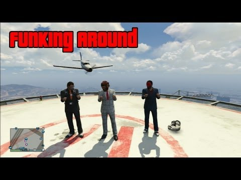 GTA V - Funking around